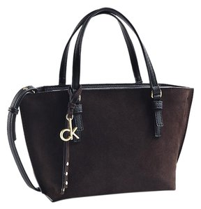Calvin Klein Tote in chocolate