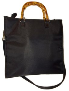 Express Tote in Black