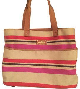 Kate Spade Tote in Pink, Red