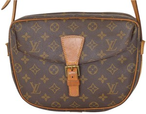Louis Vuitton Monogram Shoulder Cross Body Bag