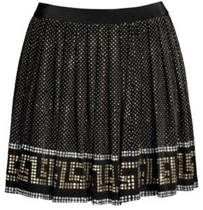 Versace for H&M Mini Skirt Black