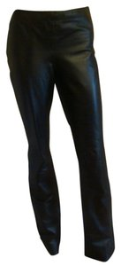 Kenneth Cole Straight Pants Black