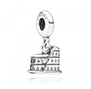 PANDORA NEW Pandora Colosseum Charm Sterling Silver No. 791079