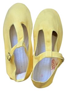 Urban Outfitters Pastel yellow Flats