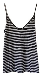 Forever 21 Top Black and white stripes