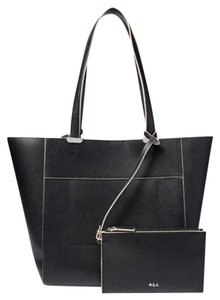 Ralph Lauren Stachels Tote in Black