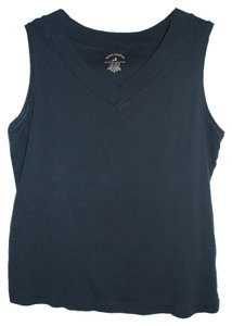 White Stag Top Black