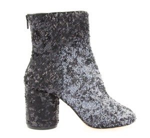 Maison Margiela Black/Gray Boots