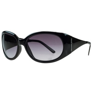 Michael Kors Michael Kors Black Rectangular Sunglasses