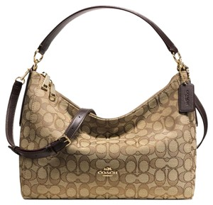 Coach Celeste Hobo Convertible Shoulder Bag