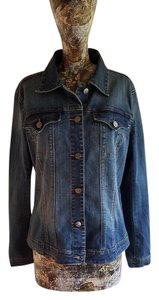 Tractr Jeans Stretchy Flattering Comfortable Womens Jean Jacket