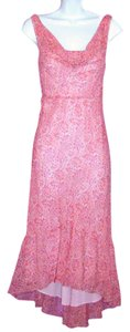 Ann Taylor short dress Pink on Tradesy