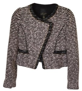 McGinn Tweed Pink/Black/White Blazer