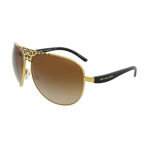 Michael Kors Michael Kors Black/Gold Wrap Sunglasses