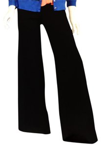 Ralph Lauren Wide Leg Pants Black
