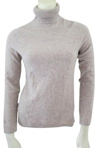 Lord & Taylor Turtleneck Cashmere Casual Sweater