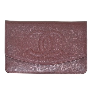 Chanel Woc Leather Handbag Shoulder Bag