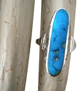 Other Sterling Turquoise Ring
