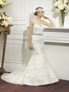 Val Stefani D8078 Wedding Dress
