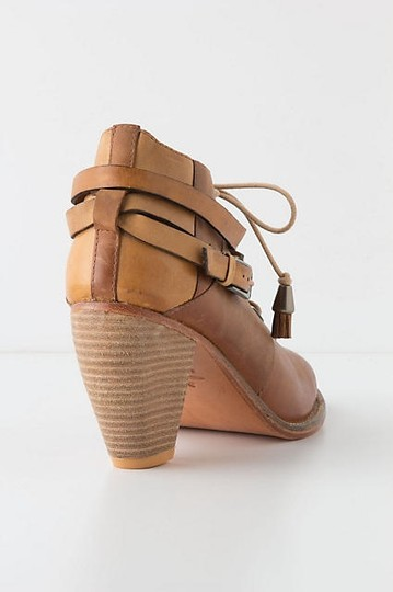 Anthropologie Brown Boots Image 1