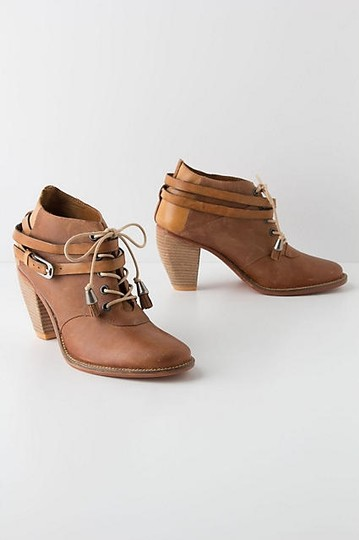 Anthropologie Brown Boots Image 5