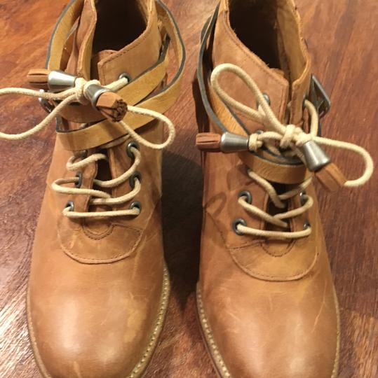 Anthropologie Brown Boots Image 6