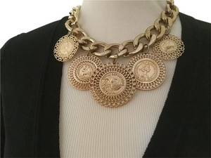 Topshop Gold tone necklace