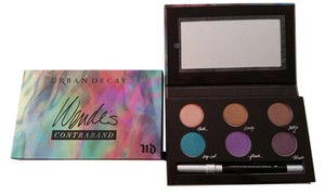 Urban Decay Urban Decay Wendes Contraband Eyeshadow Palette Limited Edition
