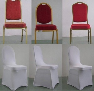Lot Of 100 Spandex Chair Covers Lycra Wedding Banquet - Choose From 6 Colors!