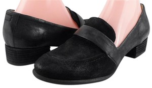 Belle by Sigerson Morrison Effia Comfort Loafers Black Flats