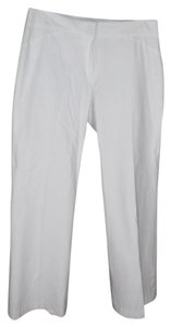 Peace of Cloth Nyc Usa Panticular Flare Pants white