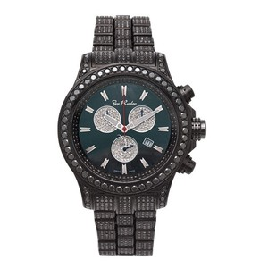 Joe Rodeo Joe Rodeo JMP24 Master Man 26.70 ct tw Diamonds Watch. Comes With A Free Gift!!!