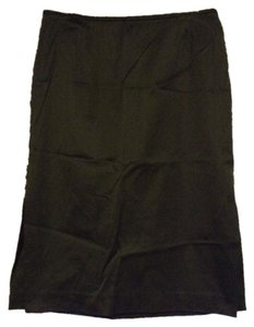 J.Crew Dryclean Only Skirt Black