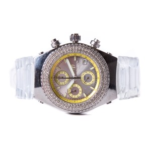 TechnoMarine Technomarine Clear Watch