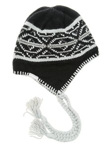 Columbia Sportswear Company Fleece Lined Knit Peruvian Hat