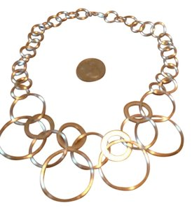 Other Sterling silver statement necklace