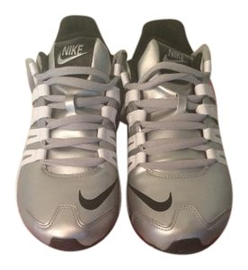 Nike Silver white and black Athletic