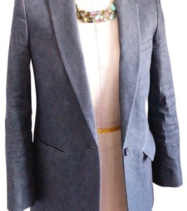 J.Crew Dark denim Blazer