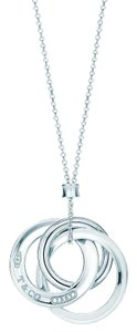 Tiffany & Co. Tiffany & Co Interlocking Circles Pendant