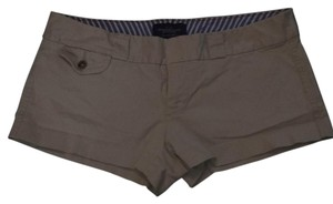American Eagle Outfitters Mini/Short Shorts Tan