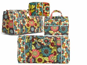 Vera Bradley Ship Weight 3 Lbs Travel Bag