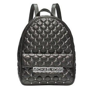 Michael Kors Quilted Studded Kim Backpack