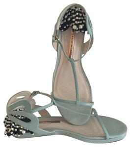 Sophia Webster Sea Foam Sandals