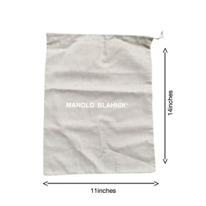 Manolo Blahnik Manolo Blahnik shoe dust bag