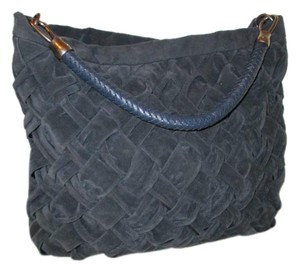 Coldwater Creek Velour Woven Shoulder Bag