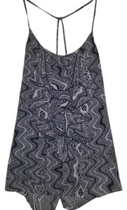Guess Top Charcoal