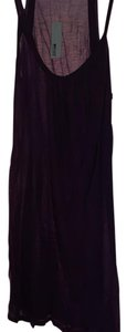 LAmade short dress Purple on Tradesy