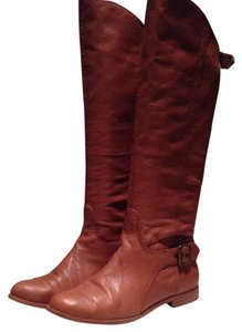 Twelfth St. by Cynthia Vincent Cognac Boots