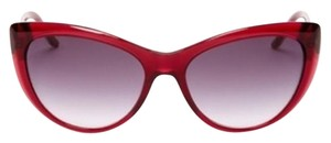 Just Cavalli Red Cat-Eye Sunglasses