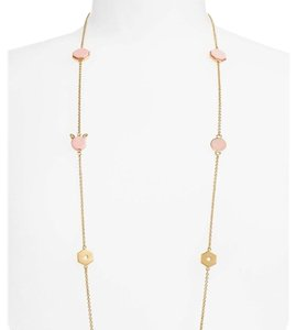Marc by Marc Jacobs Oct Bolts Long Station Necklace